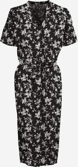 VERO MODA Blusenkleid in schwarz / weiß, Produktansicht