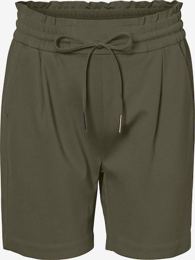 Vero Moda Tall Pantalon à pince 'Eva' en olive, Vue avec produit