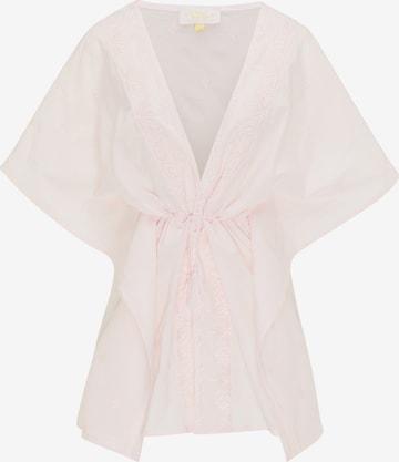 usha FESTIVAL Kimonó - rózsaszín