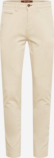 SAND COPENHAGEN Pantalon chino 'Dolan' en beige, Vue avec produit