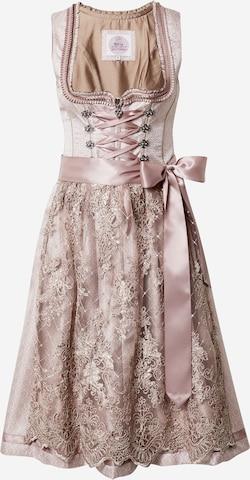 MARJO Tirooliseelik 'Winola', värv roosa