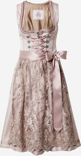 MARJO Kleid 'Winola' in beige / altrosa, Produktansicht