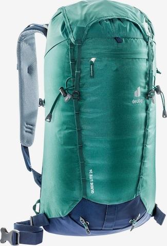 DEUTER Sportrucksack 'Guide Lite 24' in Green