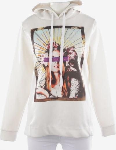 Rich & Royal Sweatshirt / Sweatjacke in M in weiß, Produktansicht