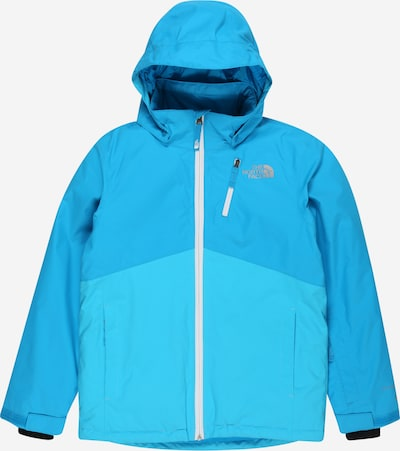 THE NORTH FACE Sportjacke 'SNOWQUEST' in türkis / hellblau, Produktansicht