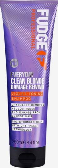 Fudge Shampoo 'Everyday Clean Blond' in violettblau / orangerot / weiß, Produktansicht