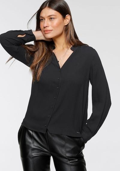 BRUNO BANANI Blouse in Black, View model