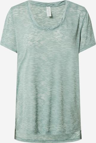 zaļš Marika Sporta krekls 'JANET'