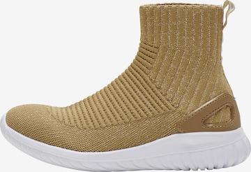 Hummel Sneakers in Gold