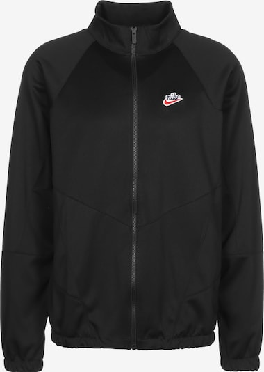Nike Sportswear Windbreaker ' Signature ' in schwarz, Produktansicht