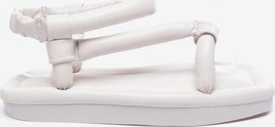Nanushka Sandalen in 40 in dunkelbeige, Produktansicht