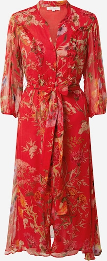 Derhy Shirt dress 'SEVIGNE' in mixed colours / red, Item view