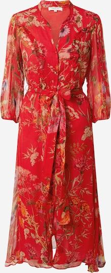 Derhy Košulja haljina 'SEVIGNE' u miks boja / crvena, Pregled proizvoda