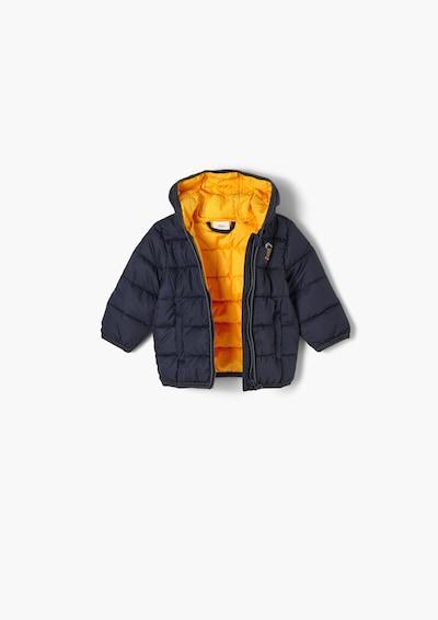 s.Oliver Functionele jas in de kleur Donkerblauw, Productweergave