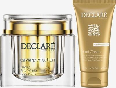 Declaré Set 'Caviar Perfection Body' in weiß, Produktansicht