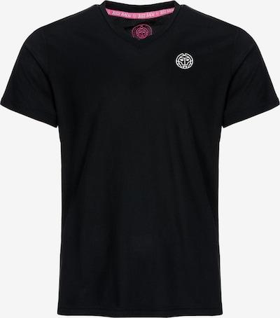 BIDI BADU T-Shirt Evin Tech mit Logo-Print in schwarz, Produktansicht