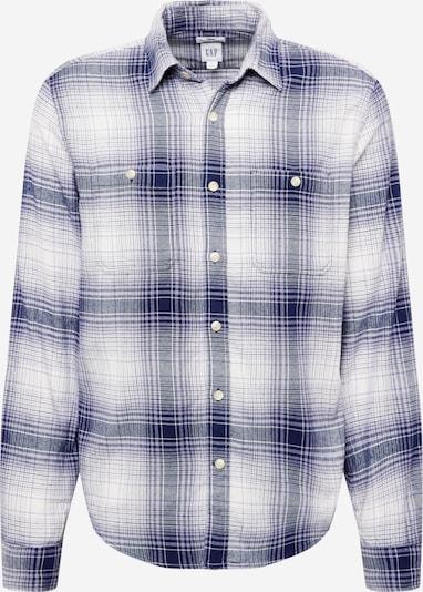 GAP Skjorta i marinblå / lila / vit, Produktvy