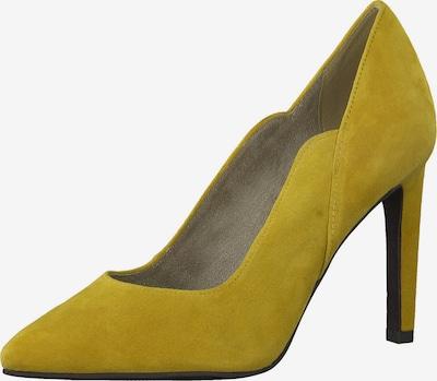 MARCO TOZZI Augstpapēžu kurpes sinepjkrāsas, Preces skats