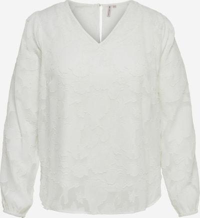 ONLY Carmakoma Chemisier en blanc, Vue avec produit