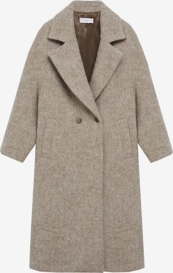 MANGO Zimní kabát 'Gofre' - tělová, Produkt
