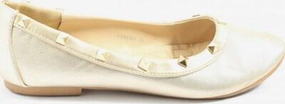 Ella Cruz Klassische Ballerinas in 38 in gold, Produktansicht