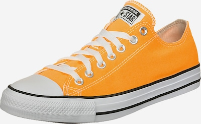 CONVERSE Sneaker 'Chuck Taylor All Star Ox Seasonal' in hellorange: Frontalansicht