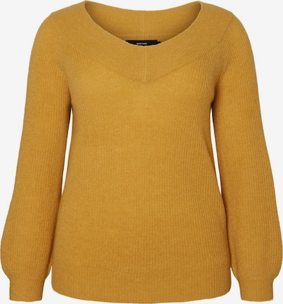 Vero Moda Curve Pullover in curry, Produktansicht