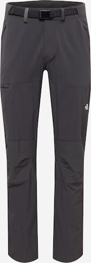THE NORTH FACE Pantalon outdoor 'SPEEDLIGHT' en gris basalte, Vue avec produit