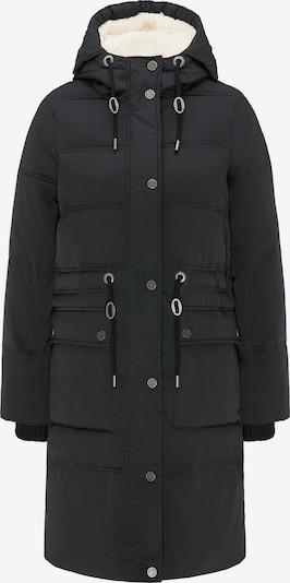 DreiMaster Vintage Wintermantel in schwarz, Produktansicht