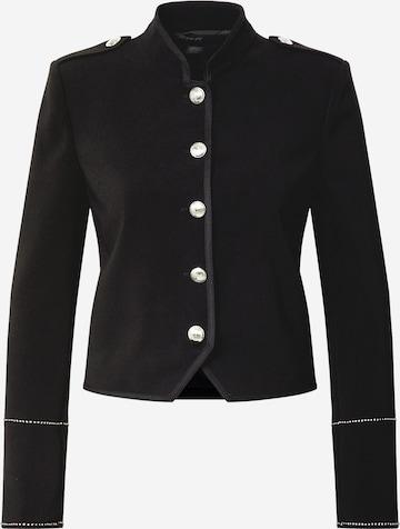 PATRIZIA PEPE Overgangsjakke 'GIACCA' i svart