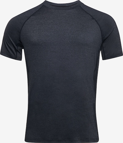 Superdry T-Shirt fonctionnel en noir, Vue avec produit