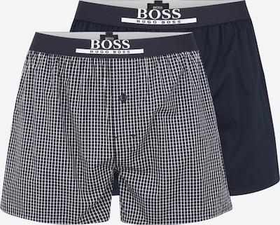 BOSS Boxerky - modrá / bílá, Produkt