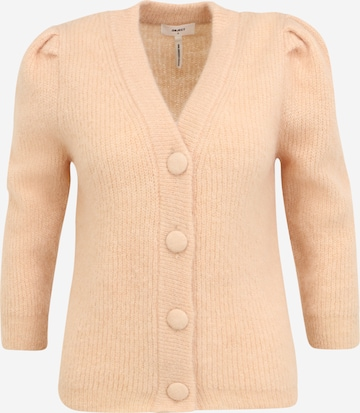 OBJECT Petite Knit Cardigan 'PASCALIA' in Beige