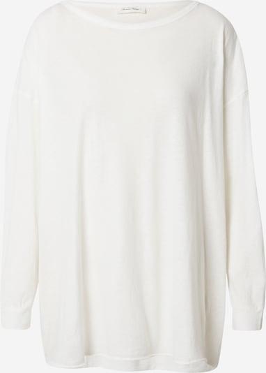 AMERICAN VINTAGE T-shirt 'Aksun' en blanc, Vue avec produit