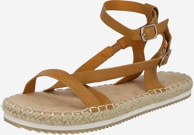 Sandale cu baretă ' 261003F1S ' BULLBOXER pe maro, Vizualizare produs