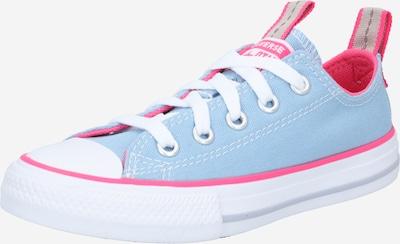 CONVERSE Сникърси в синьо / розово / бяло, Преглед на продукта