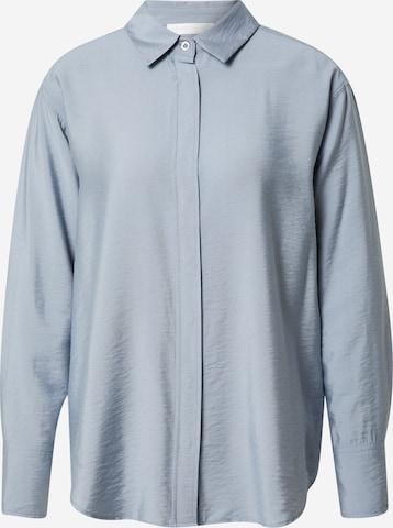 Guido Maria Kretschmer Collection Bluse 'Marcella' i blå