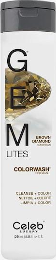 Celeb Luxury Haarshampoo 'Brown Diamond Colorwash' in transparent, Produktansicht
