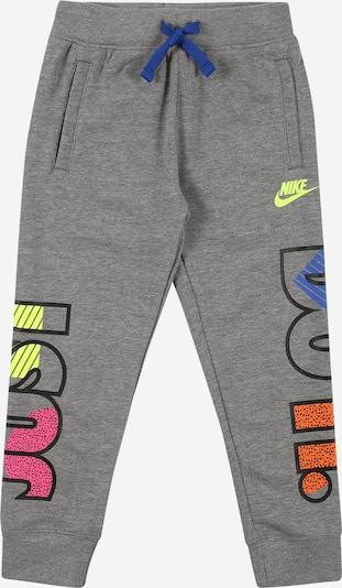 Nike Sportswear Hose in grau / mischfarben, Produktansicht