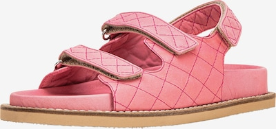 INUOVO Sandale in pink, Produktansicht