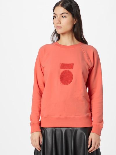 Megztinis be užsegimo iš 10Days, spalva – oranžinė / koralų splava: Vaizdas iš priekio