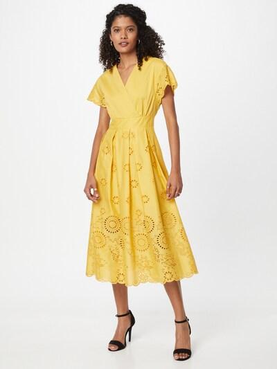 MAX&Co. Obleka 'ODE'   rumena barva, Prikaz modela