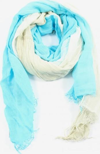 YAYA Sommerschal in One Size in blau / weiß, Produktansicht