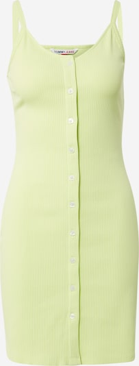 Tommy Jeans Knit dress in Lime, Item view