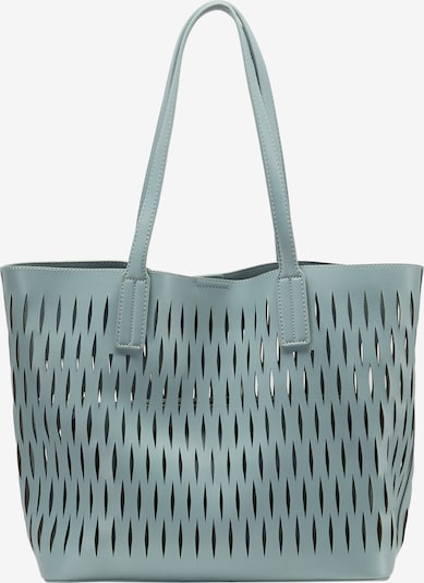usha WHITE LABEL Shopper in taubenblau, Produktansicht