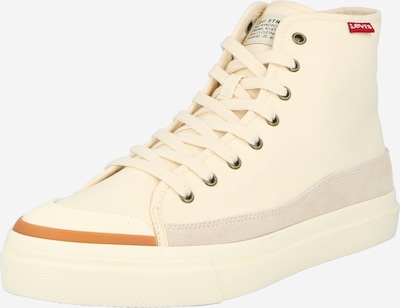 LEVI'S Sneaker 'Square' in creme / taupe, Produktansicht