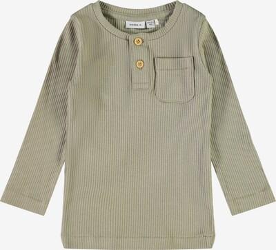 Tricou 'HAYED' NAME IT pe gri taupe, Vizualizare produs