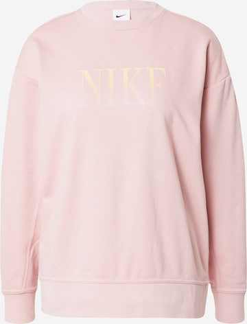 NIKE Bluzka sportowa 'Get Fit' w kolorze różowy