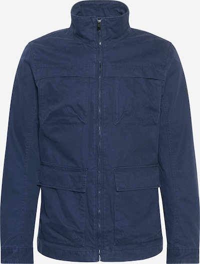 TOM TAILOR DENIM Jacke in blau, Produktansicht