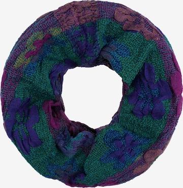 Écharpe tube faina en mélange de couleurs